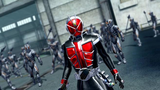 PS3「仮面ライダー バトライド・ウォーII」 6月発売予定 劇場版のストーリーが舞台