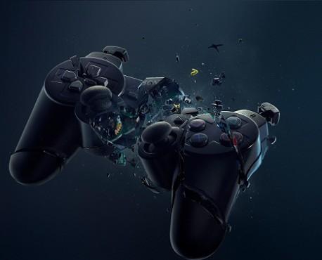 PS3のコントローラー逝く