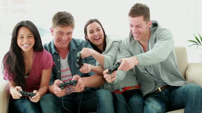 三大友達の家でやるゲーム スマブラ マリカー
