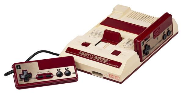 ファミコンが一番最初のゲームだと思ってる奴ww