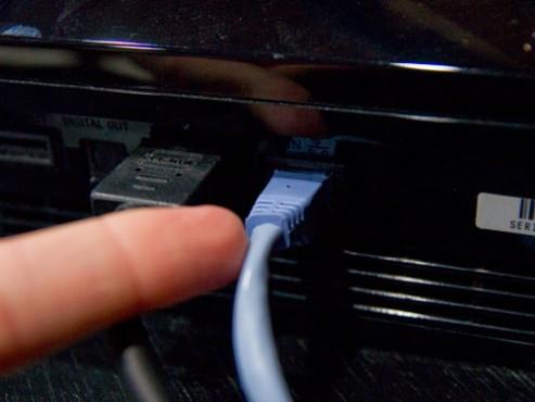 PS3をネットに繋がらないようにする方法ってない?