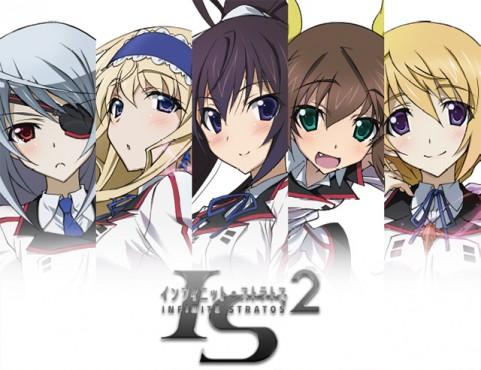 PS3/Vita「IS<インフィニット・ストラトス>2 イグニッション・ハーツ」主題歌集発売決定!!