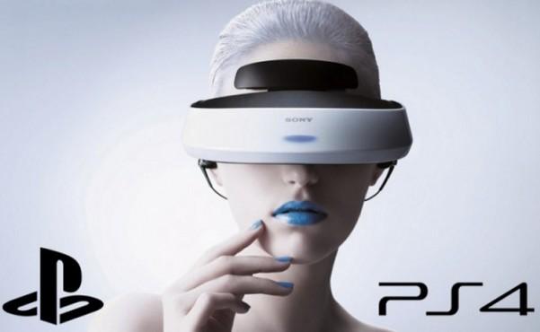 PS4用VRヘッドマウントディスプレイ「Project Morpheus」発表