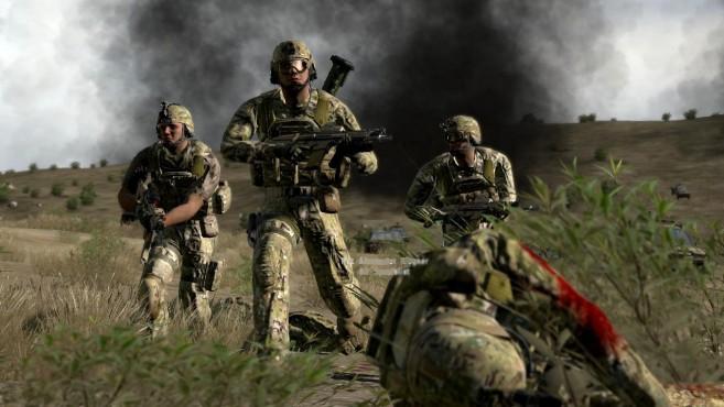 FPSの戦争VS実際の戦争