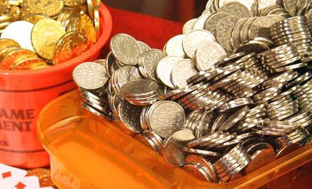 昔のゲーセン「メダル千円80枚」今のゲーセン「千円500枚」