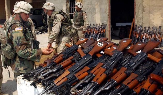 FPSとかでAK47がまるで最強武器の様に扱われてるけどさ