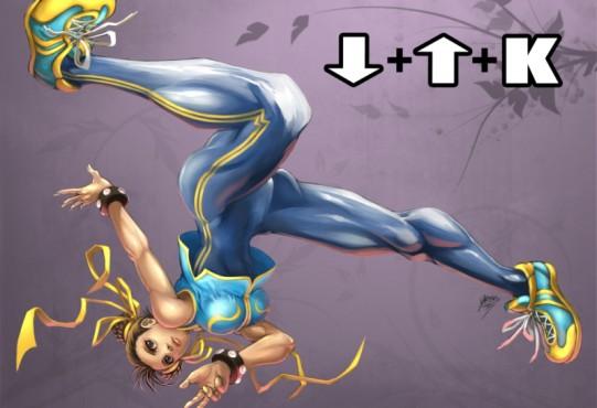 格ゲーの波動拳とか竜巻旋風脚って物理的におかしくないか?