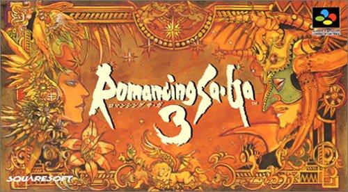 ロマサガ3ってモンスターのドット絵も人気の理由だったと思うんだけど