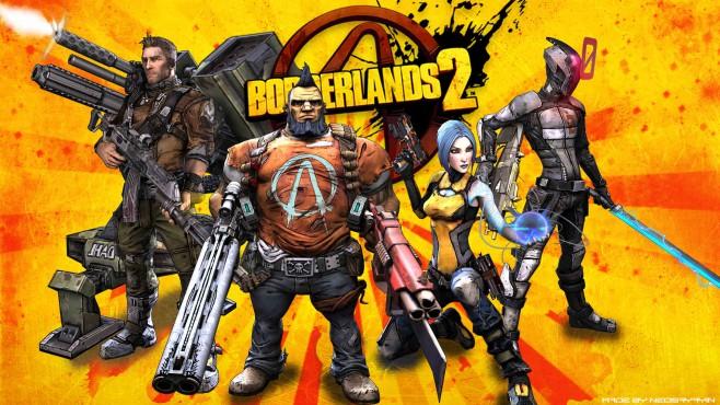 PS3版ボーダーランズ2買って来たったwwwwwwwwwwwwwwwww