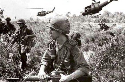 FPSはベトナム戦争や第二次世界大戦が面白い
