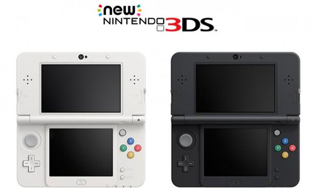 Newニンテンドー3DS、Newニンテンドー3DS LLの発売が決定!