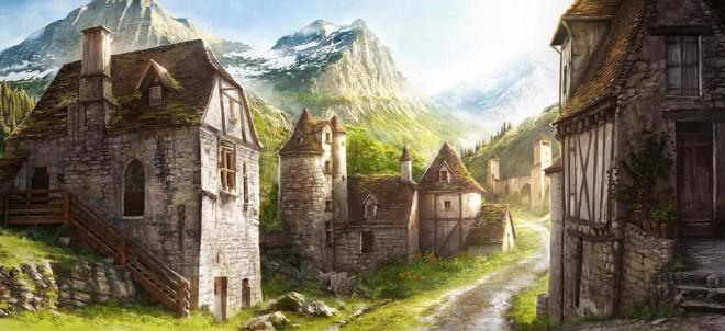 ゲームの一番最初の街や村にありがちなこと