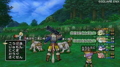 ターン制RPGって見てて滑稽過ぎてやる気起きないよなwwwwww