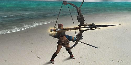 ゲームの弓キャラが近接並の火力←まぁ分かる