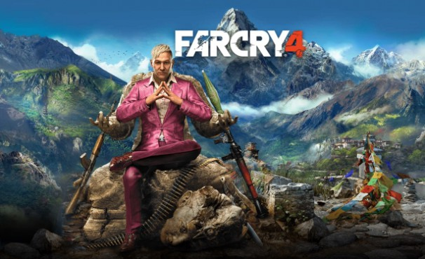GTAV  Far Cry 4  BF4  FH2 全部飽きた