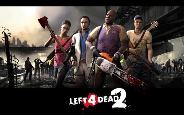 Left 4 Dead 2っての買ったんだけど