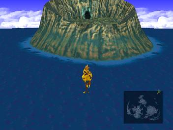 RPGでマップの端っこにちっちゃい島を見つけた時のワクワク感wwwwwwwwwwww