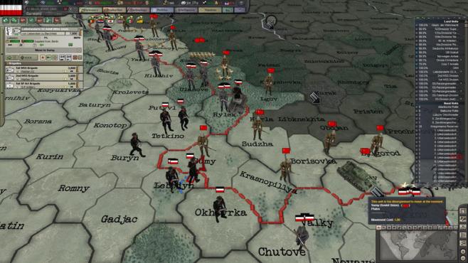「戦場」じゃなくて「戦争」のゲームがしたい