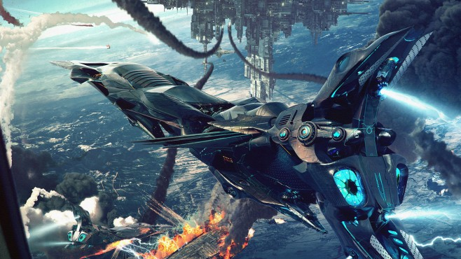 ドンパチFPSではなく、宇宙船内探索FPSってないの?