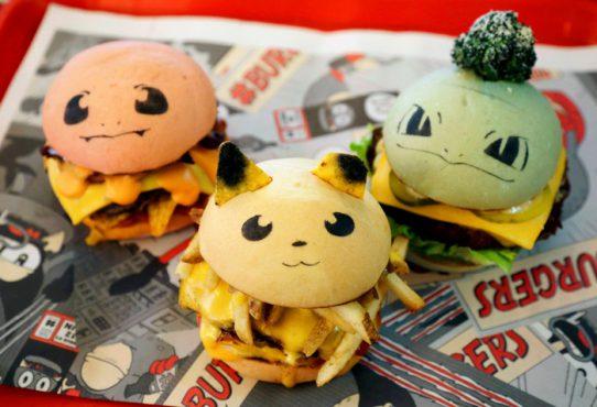 【国際】「ポケモンバーガー」オーストラリアのハンバーガー店が限定販売