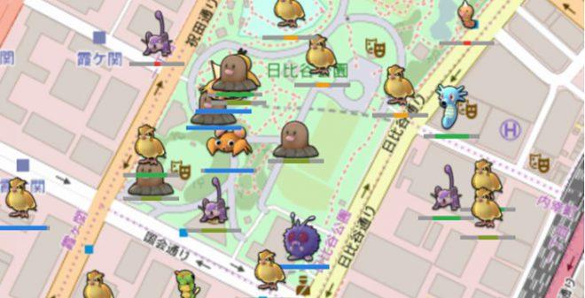 【悲報】ポケモンGO必須アプリの「P-GOサーチ」、終わる